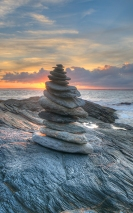 Beavertail Stones